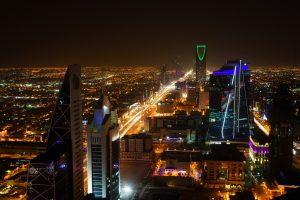 Anthénea en Arabie Saoudite